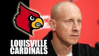 Louisville Basketball Coach Mack Previews NCAA Tournament