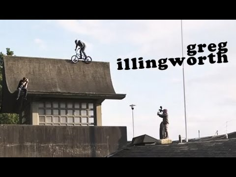 Baixar Greg Illingworth BMX Street UK&JP Trip Video 2013