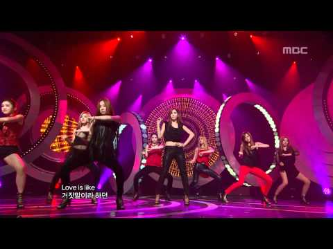 After School - Flashback, 애프터스쿨 - 플래시백, Music Core 20120707