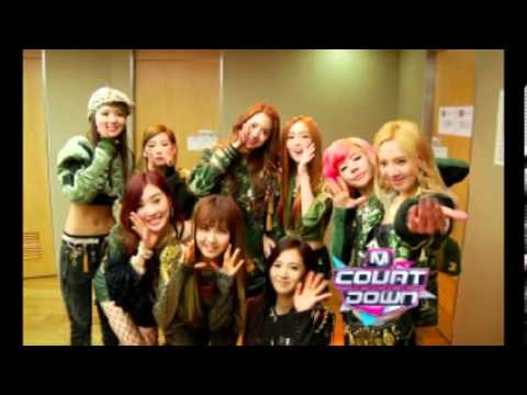 SNSD - i got a boy intro audio only
