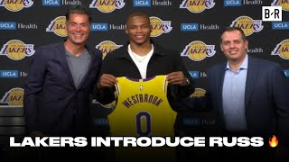 Russell Westbrook Is Ready To Win A Championship With The Lakers