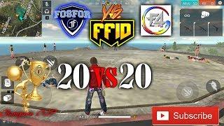 Nasional Champion Cup 2020 - Free Fire BattleGround