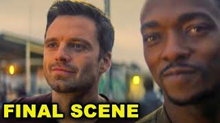 Falcon Winter Soldier FINALE DETAILS & SCENES REVEALED! Episode 6 Breakdown!