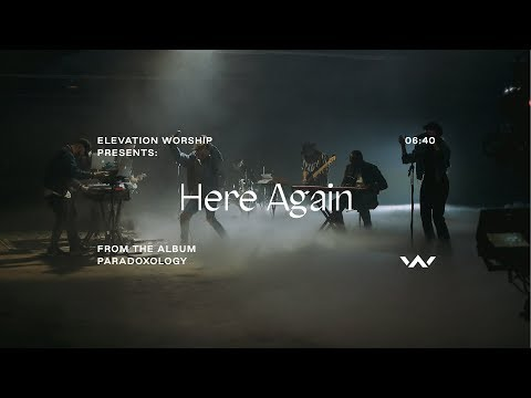 Here Again (Paradoxology) | Official Music Video | Elevation Worship