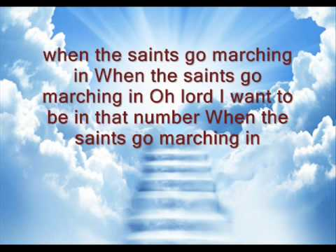 Cuando los Santos Marchen Ya - When the Saints go Marching in