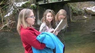 Daring Daughters Retreat Special Baptism