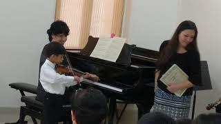 Pathik Sen Violin Lightly Row