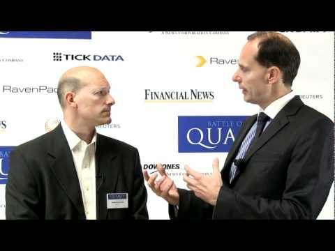 Battle Of The Quants Interview With Dow Jones