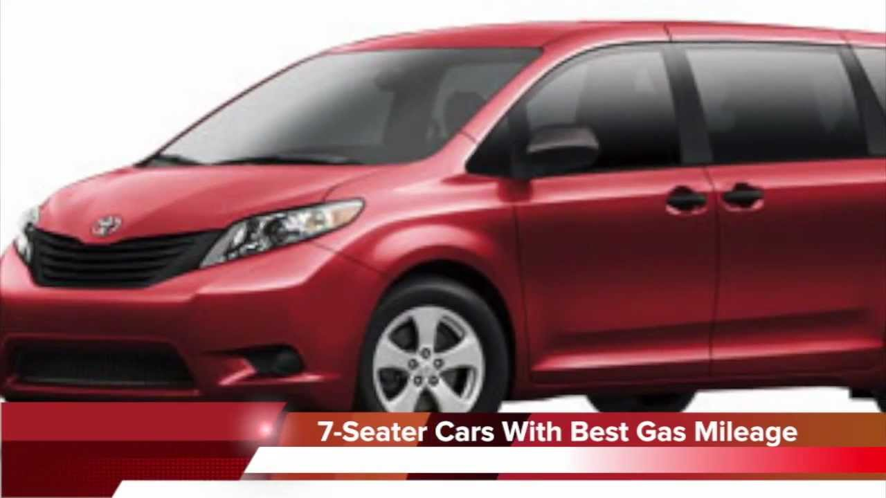 Best Car Mpg: 2013 7 Seater Cars With The Best Gas Mileage