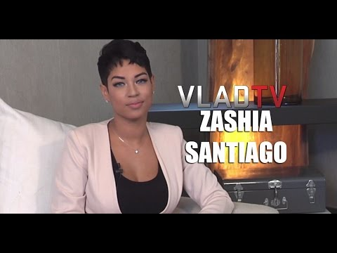 Zashia Santiago Opens Up About Her Relationship with Safaree