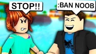 ROBLOX ADMIN COMMANDS TROLLING (MAKING PEOPLE MAD)