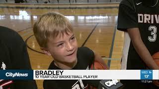 Raptors success spikes interest in basketball in B.C.