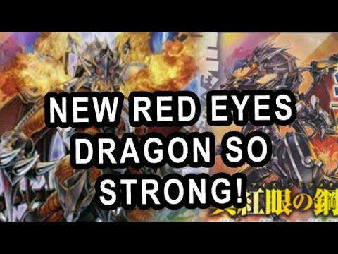 NEW RED EYES DRAGON SO STRONG! (TAG DUEL)
