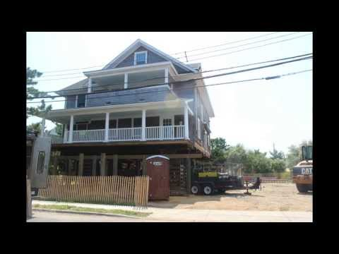 Raising a Home at the Jersey Shore!