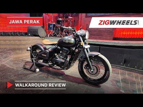 Jawa Perak Walkaround Review   Price, Features, Engine Details & More