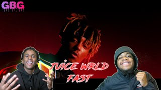 Juice WRLD - Fast (REACTION)