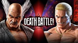 Death Battle Music - Kings of Iron (Heihachi Mishima vs Geese Howard) Extended