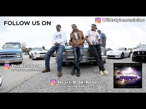 Heart Br8k Rebel - Forever High ft Jaz-O & Wildstyle | Dir. @UrbanGrindTV