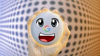 خلي جوجل يسمع كلامك !   Google Home Mini     -