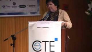 IV Encontro de Sustentabilidade na Construção - Amaryllis Romano