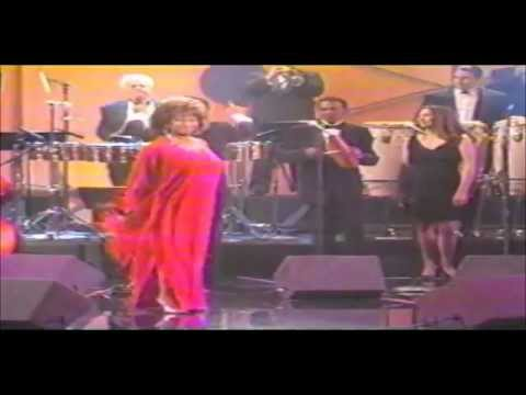 Guantanamera by Celia Cruz Live at the Concert of the Americas