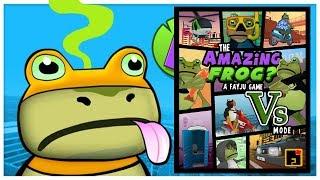 LA RANA GANGSTER!!!! - Amazing Frog?