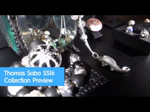 Thomas Sabo SS16 Collection Preview | wcity.com