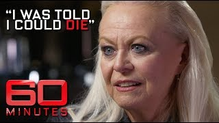 Jacki Weaver reveals terrifying secret health scare | 60 Minutes Australia
