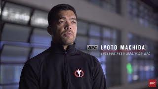 Entrevista - Lyoto Machida
