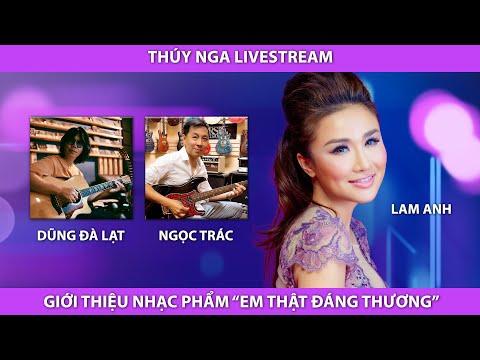 Livestream với Lam Anh, Dũng Đà Lạt, Ngọc Trác - October 29, 2020
