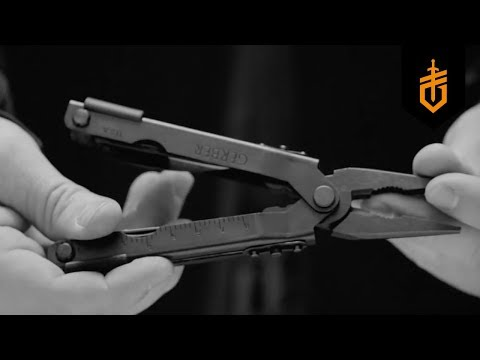 Gerber Needlenose MP600 Multi Tool (Stainless Steel)