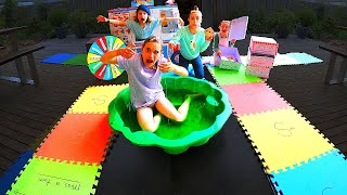 KIDS GIANT BOARD GAME Challenge for $1000