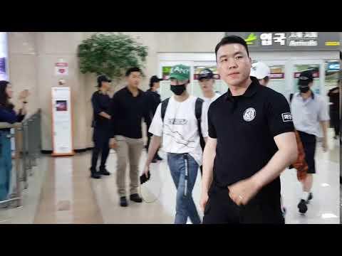 170717 NCT at Gimpo Airport