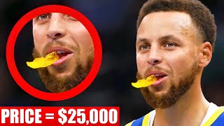 Stupidly Expensive Things NBA Players Don't Talk About