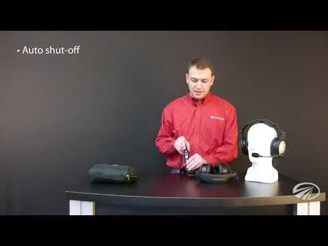 Lightspeed Sierra ANR headset overview