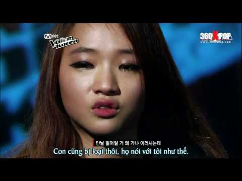[Vietsub] The Voice of Korea Ep 03 P2/6 [360Kpop.com]