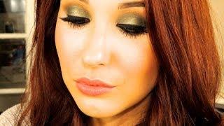 Wearable Green Smokey Eye Tutorial | Jaclyn Hill