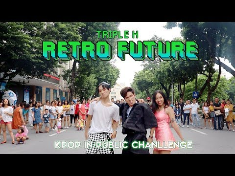 KPOP IN PUBLIC CHALLENGE // Triple H - RETRO FUTURE Dance Cover by Cli-max Crew(1theK dance contest)
