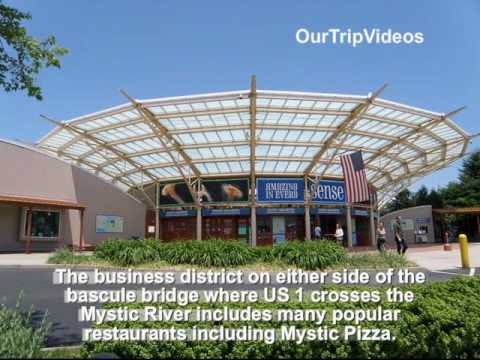Pictures of Mystic Village and Seaport, Mystic, CT, US