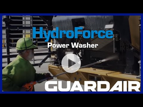 Guardair HydroForce Series Power Washer HD
