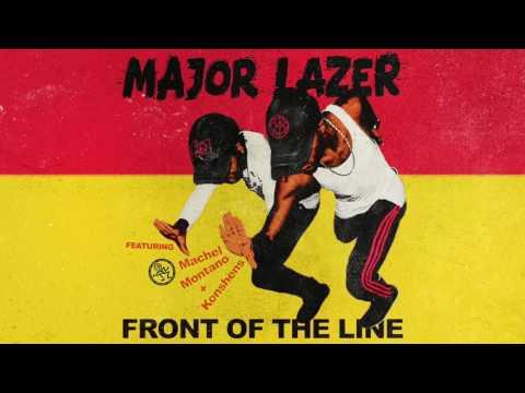 Major Lazer feat. Machel Montano & Konshens - Front of the Line