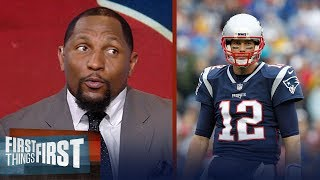 Ray Lewis on Garoppolo trade: 'Pats only lose if Tom Brady gets hurt' | FIRST THINGS FIRST