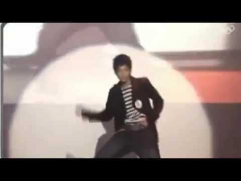 KAI // 김종인 dance audition clip predebut [EXO]