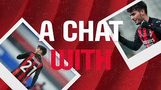 A Chat With | Brahim Díaz