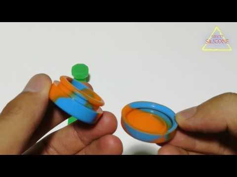 silicone bubbler