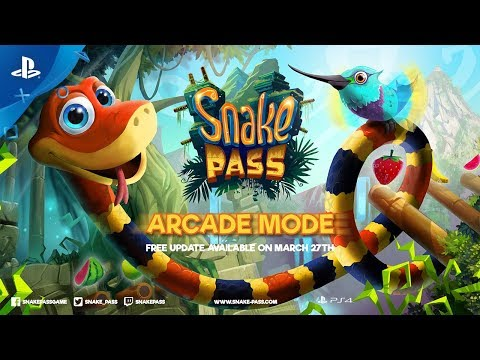 Snake Pass Video Screenshot 1