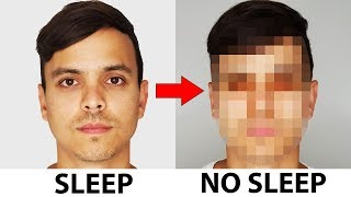 We Stayed Awake For 36 Hours And It Changed Our Faces