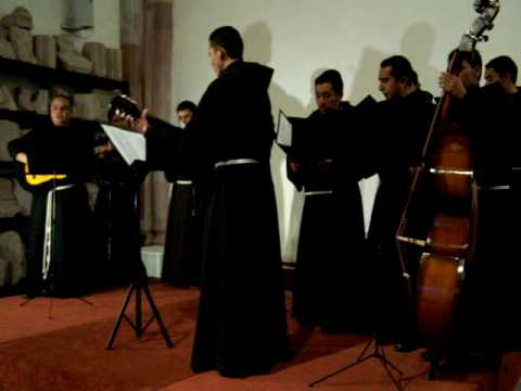 Zacatecas: Novicios Franciscanos Alma de Gorrión