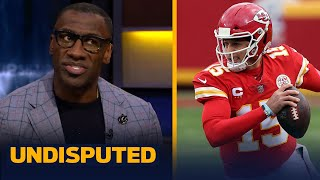 Mahomes' Chiefs will be too much for Bills in AFC Championship — Shannon | NFL | UNDISPUTED