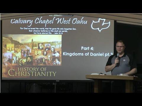 15 April 2020   CCWO's Midweek Study of 'The Kingdoms in Daniel pt 3'   Pastor Dan Jacobson